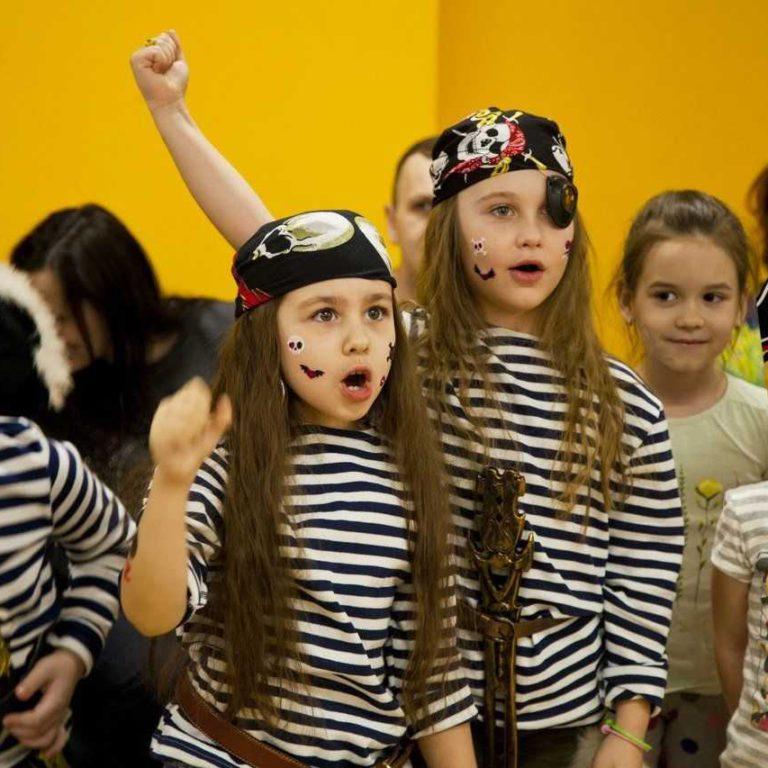 Пиратская вечеринка (групповой выпускной) 6
