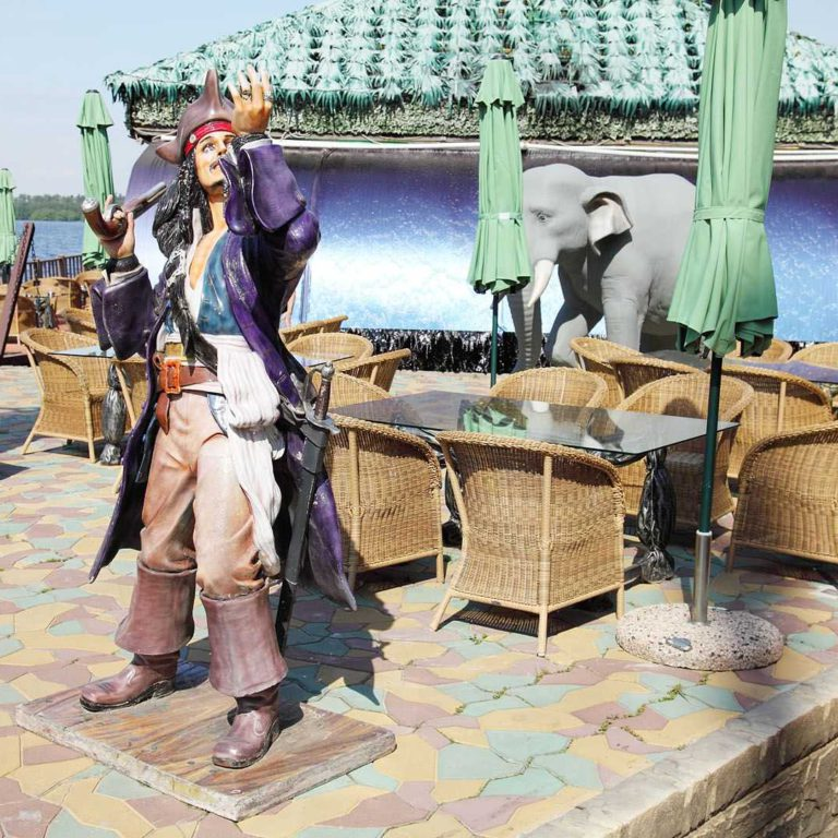 Пиратская вечеринка (групповой выпускной) 23