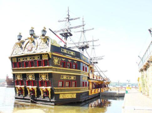Квест «Пиратское золото» или «Полундра» (индивидуальный выпускной) 16