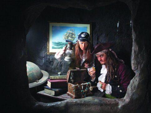 Квест «Пиратское золото» или «Полундра» (индивидуальный выпускной) 22