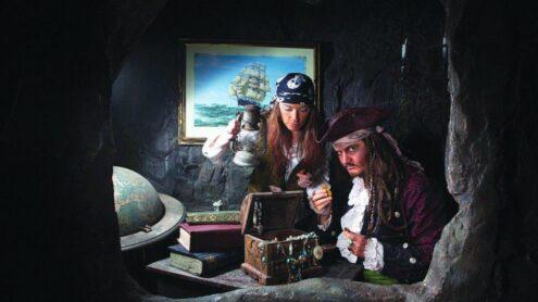Пиратское золото в Малибу (индивидуальный выпускной) 22