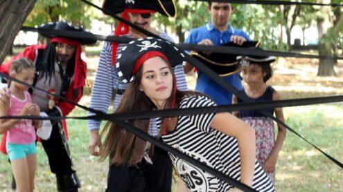 Пиратское золото в Малибу (индивидуальный выпускной) 5