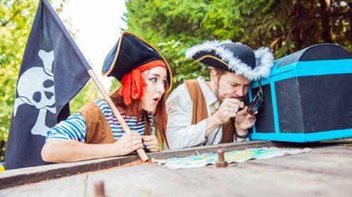 Пиратское золото в Малибу (индивидуальный выпускной) 13