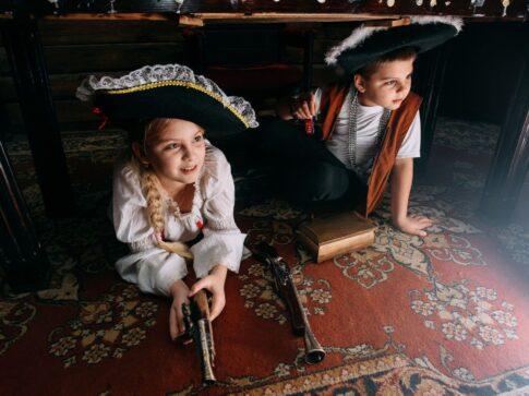 Квест «Пиратское золото» или «Полундра» (индивидуальный выпускной) 30