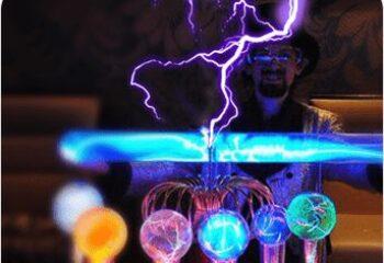 Электрическое шоу