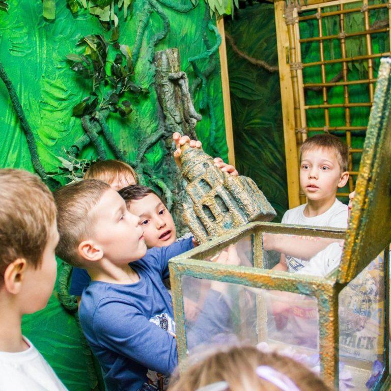 Квест Джуманджи для детей (Москва)-6
