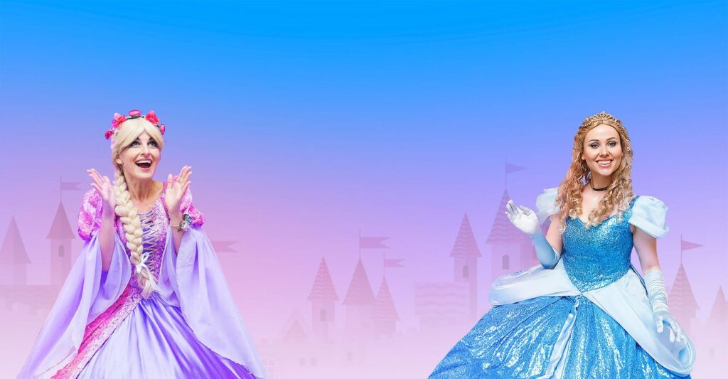 Аниматоры Принцессы Диснея