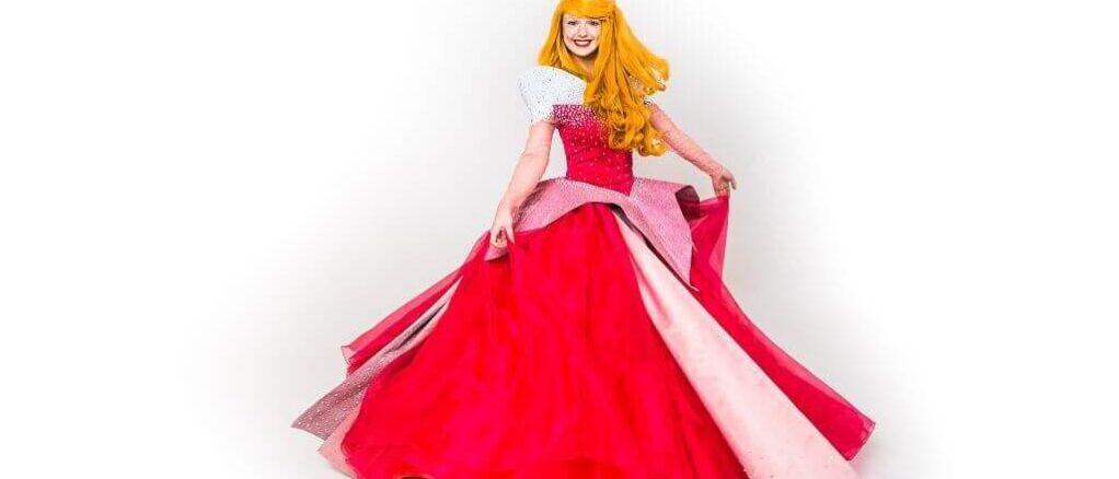Аниматор Принцесса Аврора 6