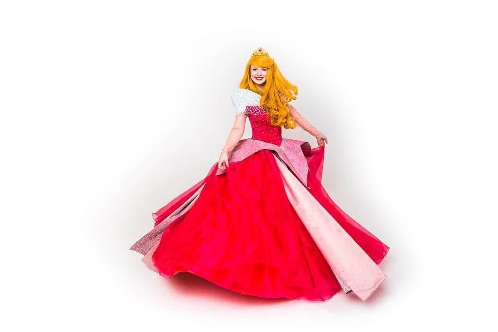 Аниматор Принцесса Аврора 1