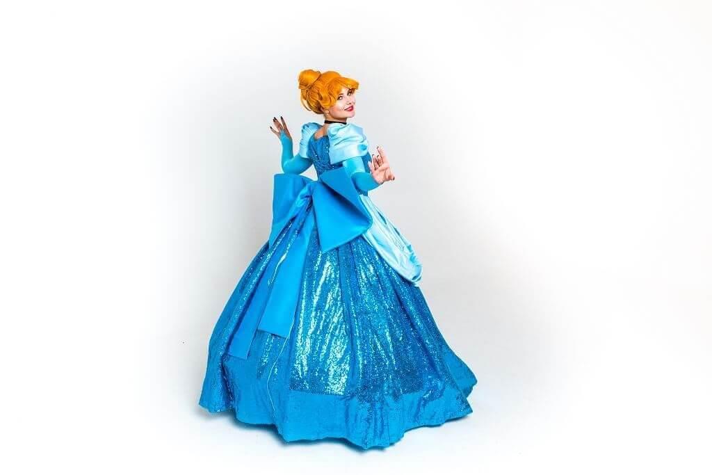 Аниматор Принцесса Золушка 1