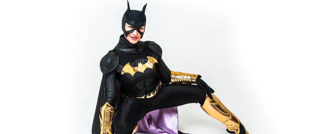 Аниматор Бэтмен и Женщина кошка 8