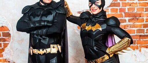Аниматор Бэтмен и Женщина кошка 6