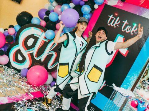 Выпускная вечеринка Tik Tok Party (индивидуальный выпускной) 7