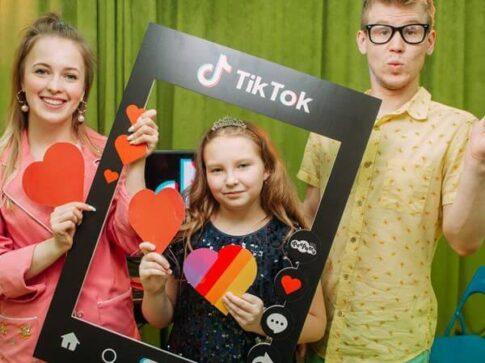 Выпускная вечеринка Tik Tok Party (индивидуальный выпускной) 4