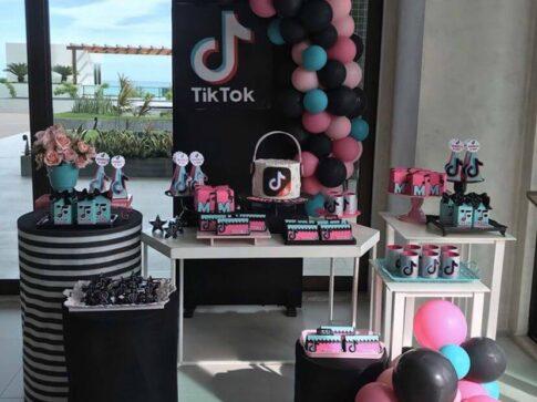 Выпускная вечеринка Tik Tok Party (индивидуальный выпускной) 2