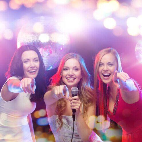 Выпускной Karaoke party Лофт РАН 2