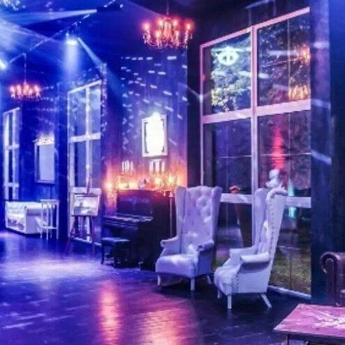 Выпускной Karaoke party Лофт РАН 8