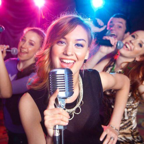 Выпускной Karaoke party Лофт РАН 3