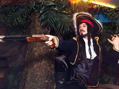 Пираты Карибского моря на острове Малибу (индивидуальный выпускной) 7